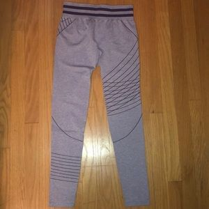sport bra and legging set in a small